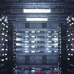 C4素材网-实验室服务器C4D工程byRealtimeJ