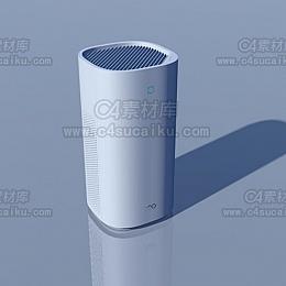 空气净化器模型
