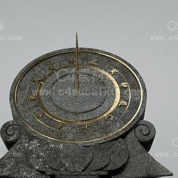 日冕时钟模型