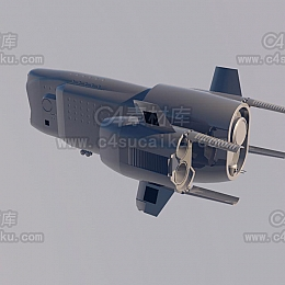 未来科幻飞行器
