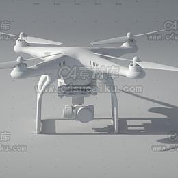 航拍无人机模型-1