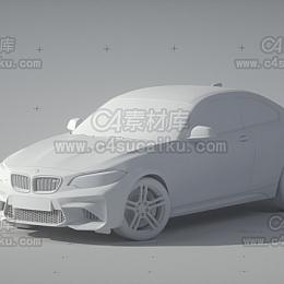 宝马汽车模型