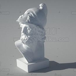 人物雕塑雕像模型-1