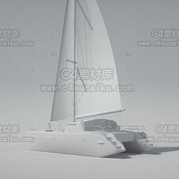 轮船帆船-3