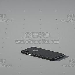 iphone x手机模型