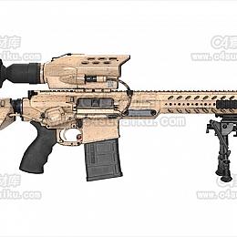 C4素材库-枪械模型-1