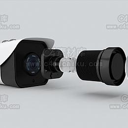 C4素材库-摄像头模型