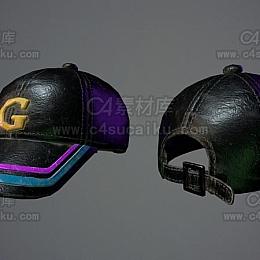 C4素材网-棒球帽