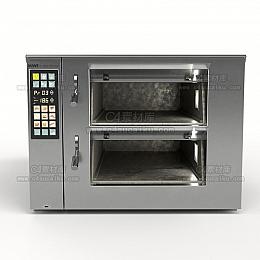 C4素材网-烧烤炉C4D模型-3