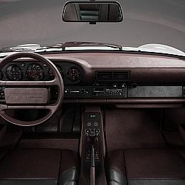 C4素材网-1987 保时捷 959汽车模型