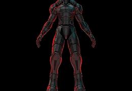 C4素材网-RS材质机器人模型