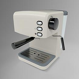 C4素材网-咖啡机模型