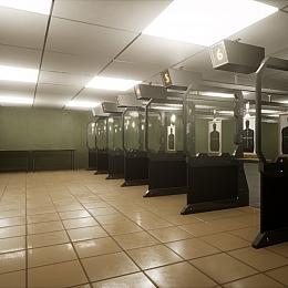 C4素材网-UE4资产-室内设计靶场数字资产