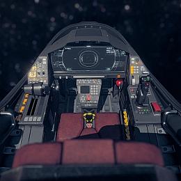 C4素材网-高达飞机战斗机模型