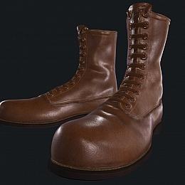 C4素材网-皮靴鞋子靴子