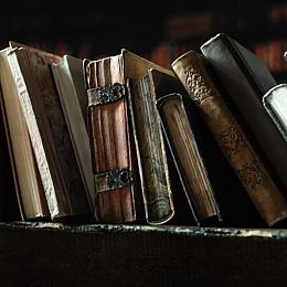 C4素材网-十五组书本笔记本书籍模型合集