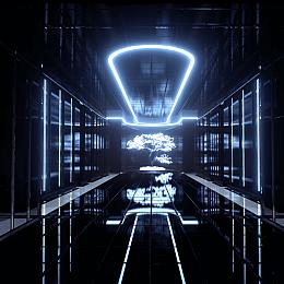 C4素材网-UE4资产-未来展馆展馆数字资产包