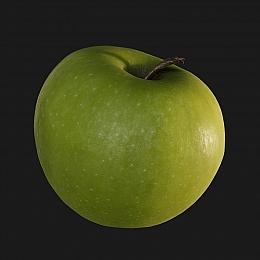 C4素材网-苹果模型