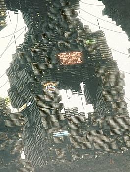 C4素材网-C4D工程-科幻城市场景