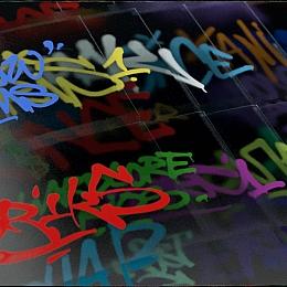 C4素材网-100组手绘涂鸦贴图