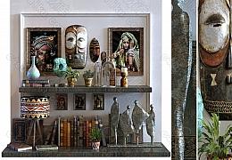 C4素材网-装饰集非洲艺术风格