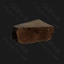 C4素材网-石头模型