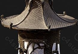 C4素材网-装饰品模型
