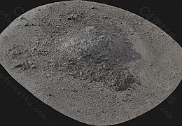 C4素材网-土堆模型