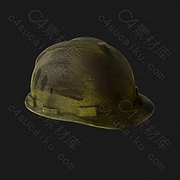C4素材网-头盔安全帽模型