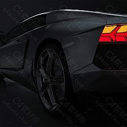 C4素材网-汽车模型