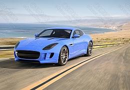 C4素材网-汽车跑车模型