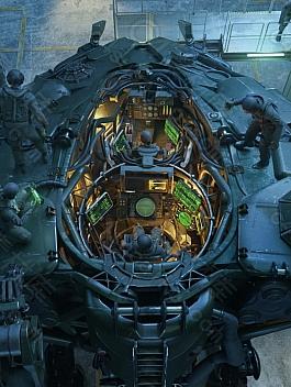 C4素材网-机甲模型资产包
