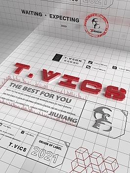 C4素材网-C4D工程-logo平面海报