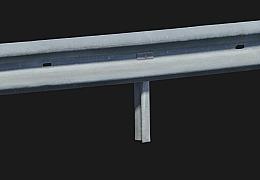 C4素材网-护栏模型【FBX】
